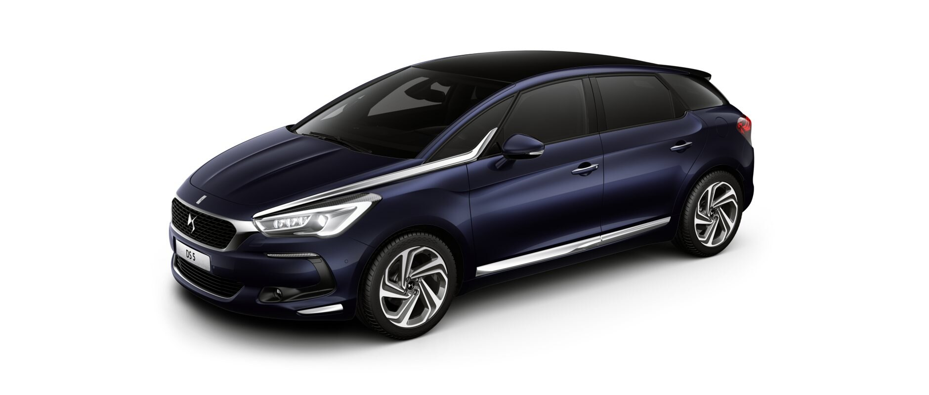 Uusi DS 5 - finitions - Sport Chic