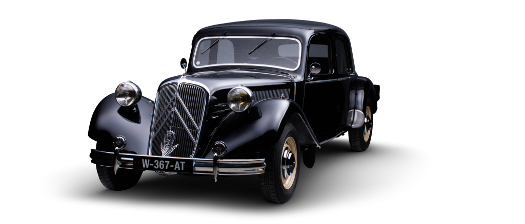Ajomukavuus: Citroën Traction Avant